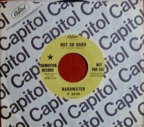 Hardwater's first Capitol Records single