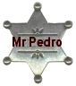 Pete Wyant - Mr Pedro