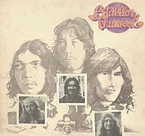 Stallion Thumrock album 1972 British Columbia Canada