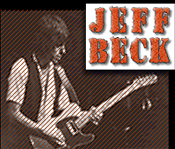 JEFF BECK's Original 2001 Bio