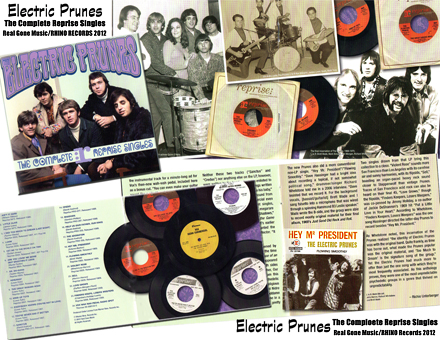 damprock.com - Electric Prunes - The Complete Reprise Singles - CD 2012